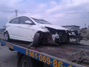 Срочная продажа битого аварийного авто после ДТП в Волгограде