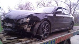 Выкуп битых аварийных авто после ДТП в Волгограде